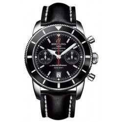 Breitling Superocean Heritage Chronographe 44 Caliber 23 Automatic Chronograph A2337024BB81435X