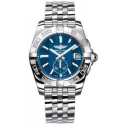 Breitling Galactic 36 (Polished Steel) Caliber 37 Automatic A3733012.C824.376A