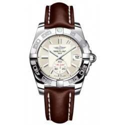 Breitling Galactic 36 (Polished Steel) Caliber 37 Automatic A3733012.G706.416X