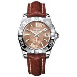 Breitling Galactic 36 (Polished Steel) Caliber 37 Automatic A3733012.Q582.216X
