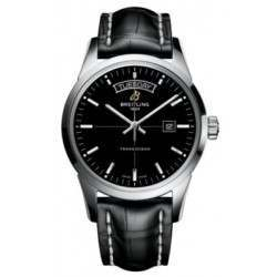Breitling Transocean Day Date Caliber 45 Automatic A4531012.BB69.743P