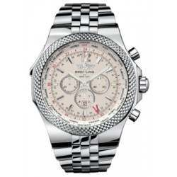 Breitling Bentley GMT Caliber 47B Automatic Chronograph A4736212.G657.998A