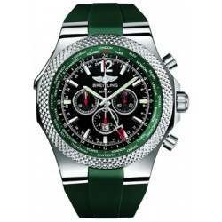Breitling Bentley GMT Caliber 47B Automatic Chronograph A47362S4.B919.214S