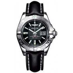 Breitling Galactic 41 (Steel) Caliber 49 Automatic A49350L2.BA07.428X