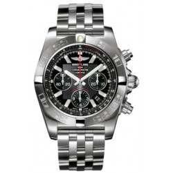 Breitling Chronomat 44 Flying Fish Caliber 01 Automatic Chronograph AB011010BB08377A