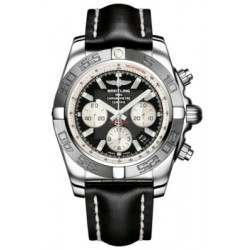 Breitling Chronomat 44 (Polished & Satin) Caliber 01 Automatic Chronograph AB011011.B967.435X