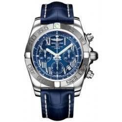 Breitling Chronomat 44 (Polished & Satin) Caliber 01 Automatic Chronograph AB011011.C783.731P