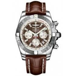 Breitling Chronomat 44 (Polished & Satin) Caliber 01 Automatic Chronograph AB011011.Q575.739P
