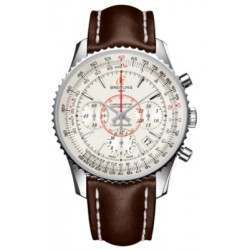 Breitling Montbrillant 01 Caliber 01 Automatic Chronograph AB013012.G709.431X