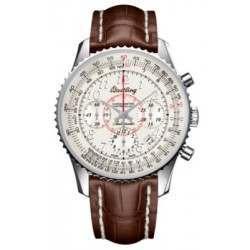 Breitling Montbrillant 01 Caliber 01 Automatic Chronograph AB013012.G735.724P