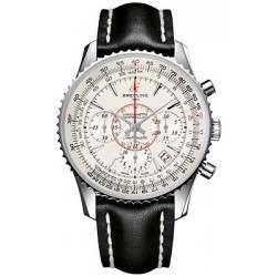 Breitling Montbrillant 01 Caliber 01 Automatic Chronograph AB013112.G709.428X