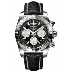 Breitling Chronomat 41 (Steel) Caliber 01 Automatic Chronograph AB014012.BA52.218X