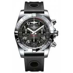 Breitling Chronomat 41 (Steel) Caliber 01 Automatic Chronograph AB014012.BC04.202S