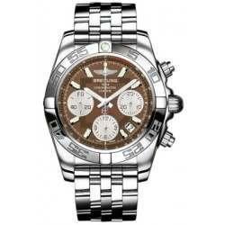 Breitling Chronomat 41 (Steel) Caliber 01 Automatic Chronograph AB014012.Q583.378A