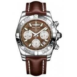 Breitling Chronomat 41 (Steel) Caliber 01 Automatic Chronograph AB014012.Q583.431X