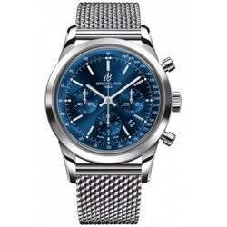 Breitling Transocean Chronograph Caliber 01 Automatic AB015112C860154A