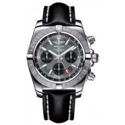 Breitling Chronomat 44 GMT (Steel) Caliber 04 Automatic Chronograph AB042011.F561.435X