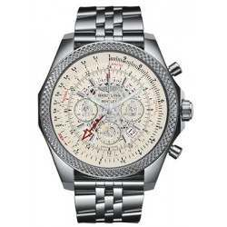 Breitling Bentley B04 GMT Automatic Chronograph AB043112.G774.990A