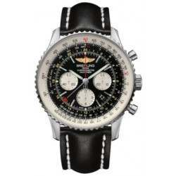 Breitling Navitimer GMT Caliber 04 Automatic Chronograph AB044121.BD24.441X