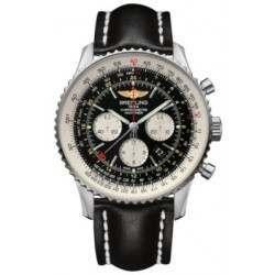 Breitling Navitimer GMT Caliber 04 Automatic Chronograph AB044121.BD24.441X