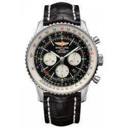 Breitling Navitimer GMT Caliber 04 Automatic Chronograph AB044121.BD24.760P
