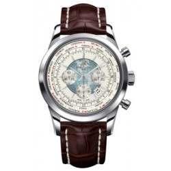 Breitling Transocean Chronograph Unitime Automatic AB0510U0.A732.756P