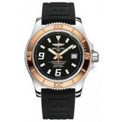 Breitling Superocean 44 (Rose Gold) Caliber 17 Automatic C1739112.BA77.152S