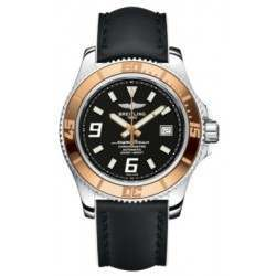 Breitling Superocean 44 (Rose Gold) Caliber 17 Automatic C1739112.BA77.226X