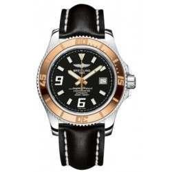 Breitling Superocean 44 (Rose Gold) Caliber 17 Automatic C1739112.BA77.435X