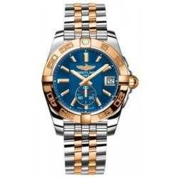 Breitling Galactic 36 (Steel & Rose Gold) Caliber 37 Automatic C3733012.C831.376C