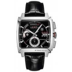 As New Tag Heuer Monaco LS Chronograph Watch CAL2110.FC6257