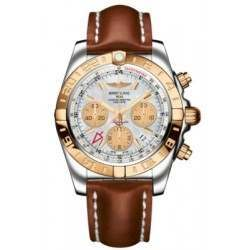 Breitling Chronomat 44 GMT (Steel & Rose Gold) Caliber 05 Automatic Chronograph CB042012.A739.433X