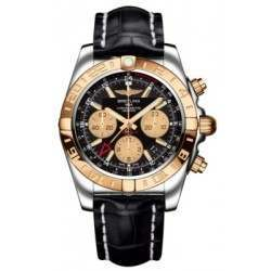 Breitling Chronomat 44 GMT (Steel & Rose Gold) Caliber 05 Automatic Chronograph CB042012.BB86.743P