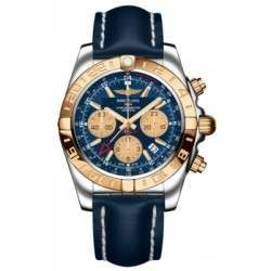 Breitling Chronomat 44 GMT (Steel & Rose Gold) Caliber 05 Automatic Chronograph CB042012.C858.105X