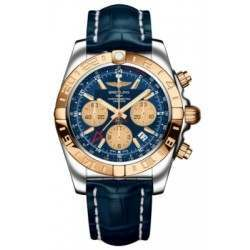 Breitling Chronomat 44 GMT (Steel & Rose Gold) Caliber 05 Automatic Chronograph CB042012.C858.731P