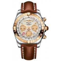 Breitling Chronomat 44 GMT (Steel & Rose Gold) Caliber 05 Automatic Chronograph CB042012.G755.433X