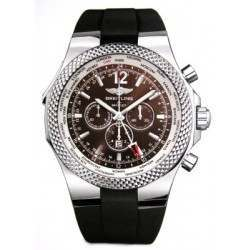 Breitling Bentley GMT Caliber 47B Automatic Chronograph A4736212.Q554.210S