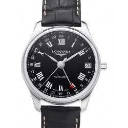 Longines Master Collection Gents Xl GMT L2.718.4.50.7