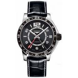Longines Admiral GMT L3.668.4.56.0