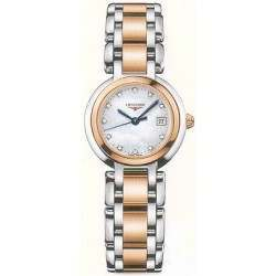 Longines PrimaLuna Quartz 26.5mm L8.110.5.87.6