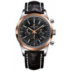 Breitling Transocean Chronograph Caliber 01 Automatic UB015212BC74743P