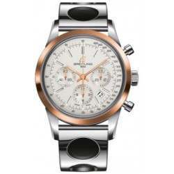 Breitling Transocean Chronograph Caliber 01 Automatic UB015212.G777.222A