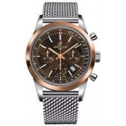 Breitling Transocean Chronograph Caliber 01 Automatic UB015212.Q594.154A
