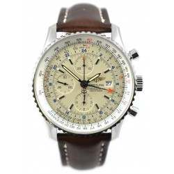 Breitling Navitimer World Automatic Chronograph A2432212.G571.443X