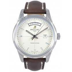 Breitling Transocean Day Date Caliber 45 Automatic A4531012.G751.437X
