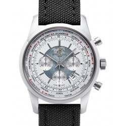Breitling Transocean Chronograph Unitime AB0510U0.A732.104W