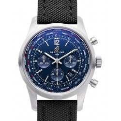 Breitling Transocean Chronograph Unitime Pilot AB0510U9.C879.104W