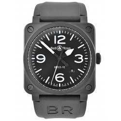 Bell & Ross BR 03-92 Ceramic Black matte BR0392-BL-CE
