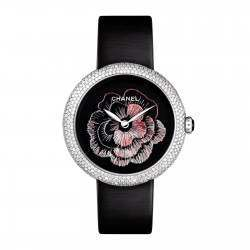 Chanel Mademoiselle Prive Decor Camelia Brode H3435
