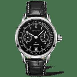 Longines Column-Wheel Single Push-Piece Chronograph L2.800.4.53.0